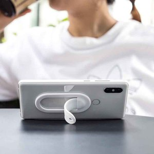 Image 5 - Novo youpin bcase silicone telefone móvel multi função suporte estável anti deslizamento suporte de saída do carro suporte de mesa do telefone móvel
