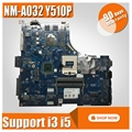 Y510P VIQY1 NM-A032 REV: 1 0 материнская плата для ноутбука Lenovo Y510P NM-A032 Y510P материнская плата Teste GT755/GT750 поддержка i3 i5 i7
