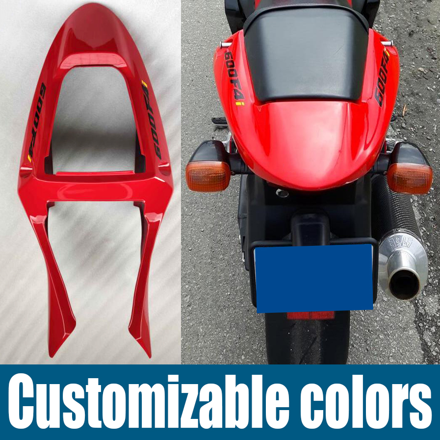 Fit For CBR600 F4i 2001-2003 2004-2007 Rear Tail Section Seat Cowl Fairing Part