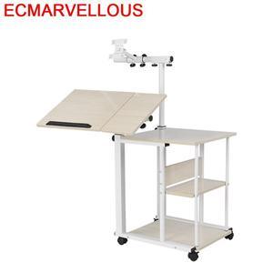 Image 1 - Biurko Escritorio De Oficina portátil ajustable, Mesa De ordenador, Escritorio De estudio