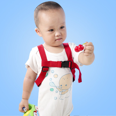 Toddler Kids Baby Safety Walking Harness Anti lost Strap Wrist Leash Children Hand Belt Rope 2019 New Fashion Cormer Guards in Harnesses Leashes from Mother Kids