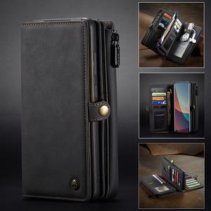 A51 A71 Чехол 17 держатель для карт кошелек чехол для телефона для Samsung Galaxy A71 A51 кожаный чехол для телефона для Samsung A51 A71 откидной Чехол для книги