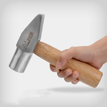 Silversmith Hammer Short Handle Flat Head Jewelry Hammer Tools Goldsmith Sledge Hammer Woodworking Tools  For Nails Carpentry