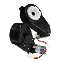 Replacement Motor Gearbox Bike Electric Car Low noise High torque Wear resistance Children