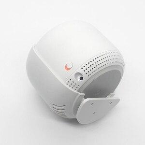 Image 4 - Support de routeur pour Google Nest Wifi support de montage mural avec enrouleur de câble sécurité et utilisation facile dans la maison partout 2 pièces