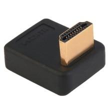 Переходник с HDMI A «Папа мама» на 90 градусов, прямоугольный удлинитель, поддержка скоростной Передачи