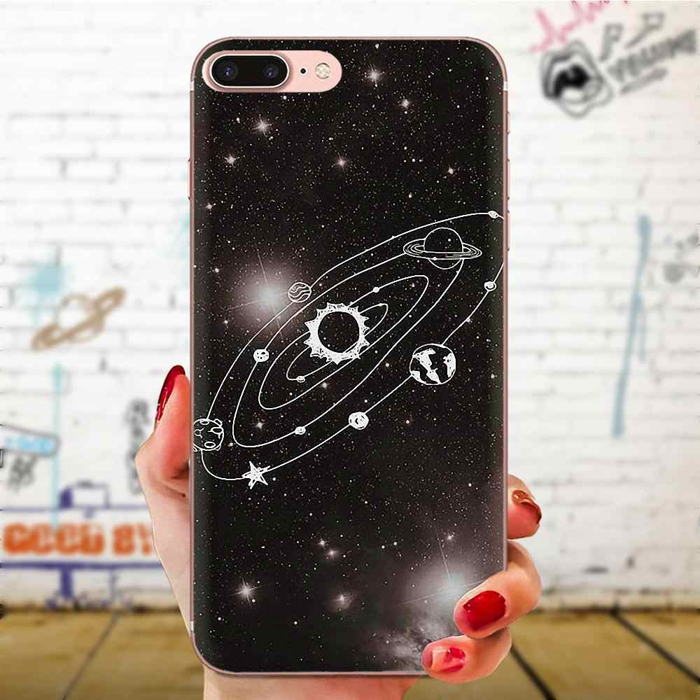 Slim Silicone Case For Huawei Honor 4C 5A 5C 5X 6 6A 6X 7 7A 7C 7X 8 8C 8S 9 10 10i 20 20i Lite Pro Various Stars