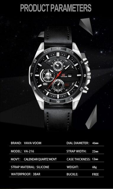 2020 новые мужские кварцевые часы деловые наручные для мужчин