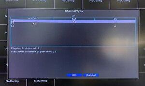 Image 5 - 4 個H.265 nvr 32CH * 5MP 8CH * 4 18kネットワークデジタルビデオレコーダー 2 sata最大 8t onvif cms xmeyeセキュリティsataモーションdetetection