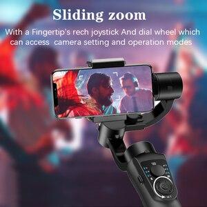 Image 3 - Orsda 3 Assi Handheld Stabilizzatore Gimbal Smartphone Del Telefono Zoom Manuale Viso di Monitoraggio Per iPhone11 Pro Plus S9 S8 Gopro Macchina Fotografica