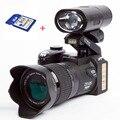 Polo d7200 câmera digital 33mp foco automático profissional dslr câmera telefoto lente grande angular lente appareil foto saco