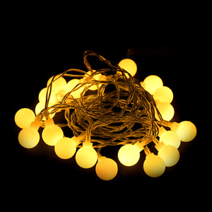 3M Fairy LED Light Balls String Lights Merry Christmas Decorations For Home Christmas Tree Ornaments Xmas Navidad Gifts New Year