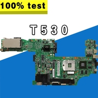 for Lenovo T530 laptop motherboard T530 5400M 1GB 48.4QE19.031 11222 3 04X1491 tested good free shipping