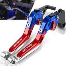 FOR SUZUKI KATANA GSX600F 1989   1997 1998 1999 2000 2001 2002 2003 2004 2005 2006 2007 Handbrake Adjustable Brake Clutch Levers