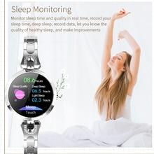 Smart Waterproof Heart Rate Blood Pressure Monitor watch SF