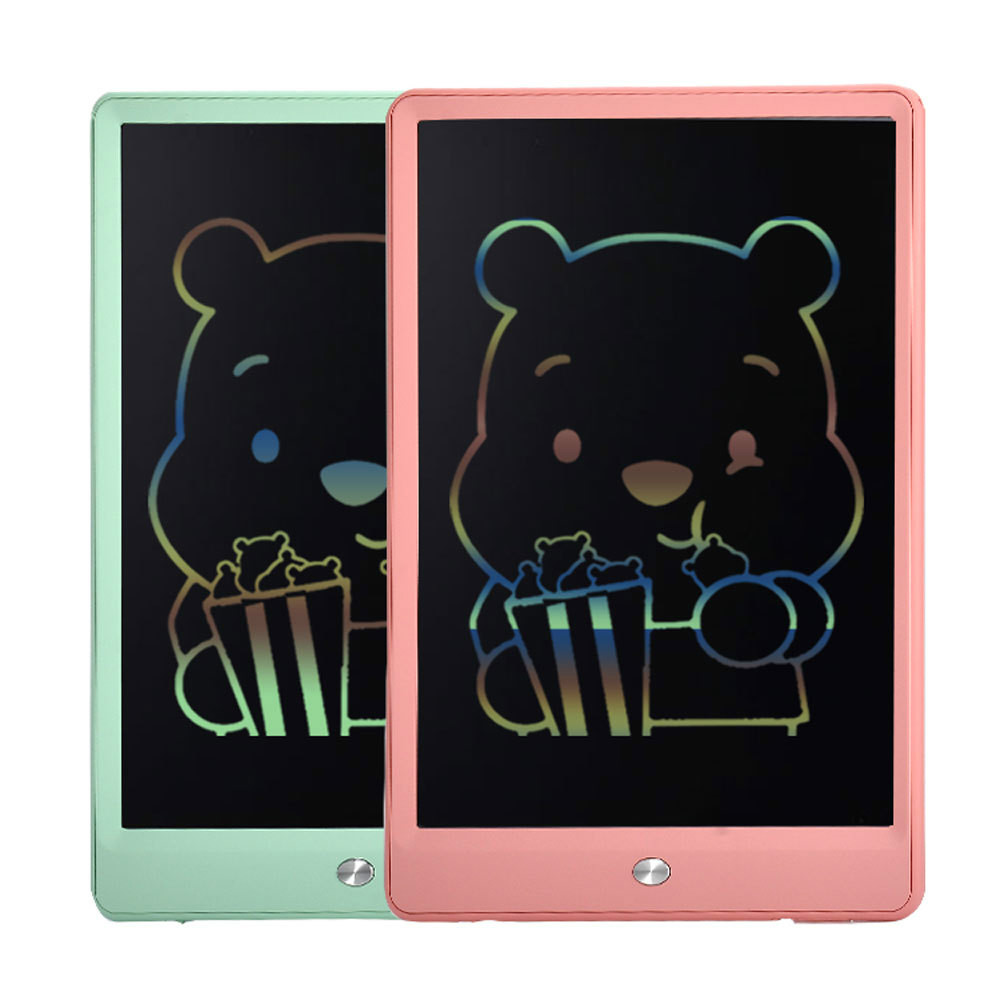 Drawing Toys 10 Inch LCD Drawing Board Ultra-thin Writing Tablet Electronic Handwriting Pad Colorful Screen Board