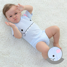 Baby Girls Boys Bodysuits For Infants Newborn Babies