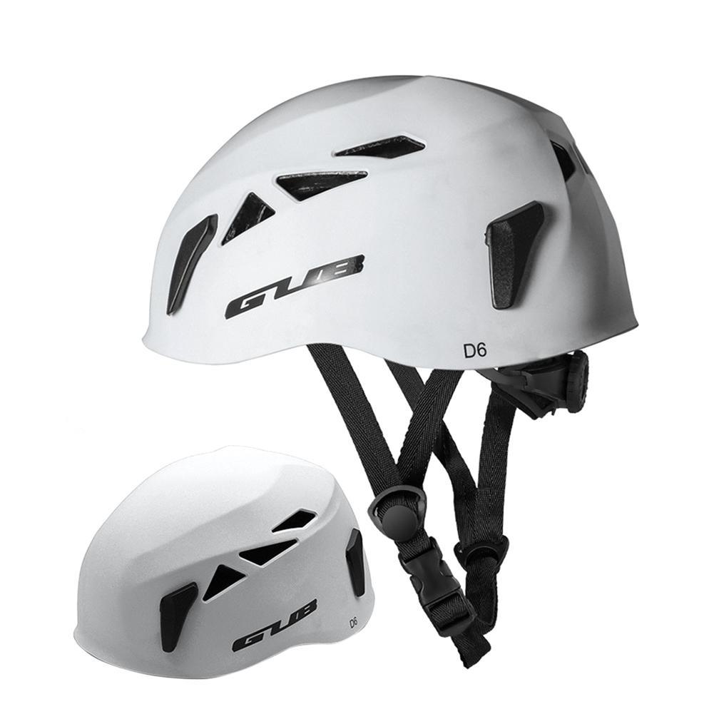 Casque de protection de tête extérieur descente Extension Cave sauvetage alpinisme en amont casque de sécurité chapeau équipement d'escalade - 3