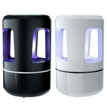 USB USB Mosquito Killer Inhaled Electric Mosquito Killer Lamp Photocatalysis Mute Home LED Bug zapper Insect Trap No radiation