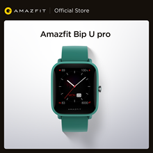 Amazfit-reloj inteligente Bip U Pro, dispositivo con GPS, resistente al agua hasta 5 ATM, pantalla a Color, 31g, 60 +, Modo deportivo, para Android