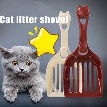 Cat-Litter-Shovel Toilet Plastic Cleaning-Tool Pet BT001 Dog-Food-Spoon 1piece