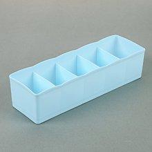 5 шт., пластмассовое нижнее белье, бюстгальтеры, носки, галстуки, органайзер, коробка для хранения, рабочий ящик, многофункциональная пластиковая Бытовая коробка для хранения, Настольная коробка