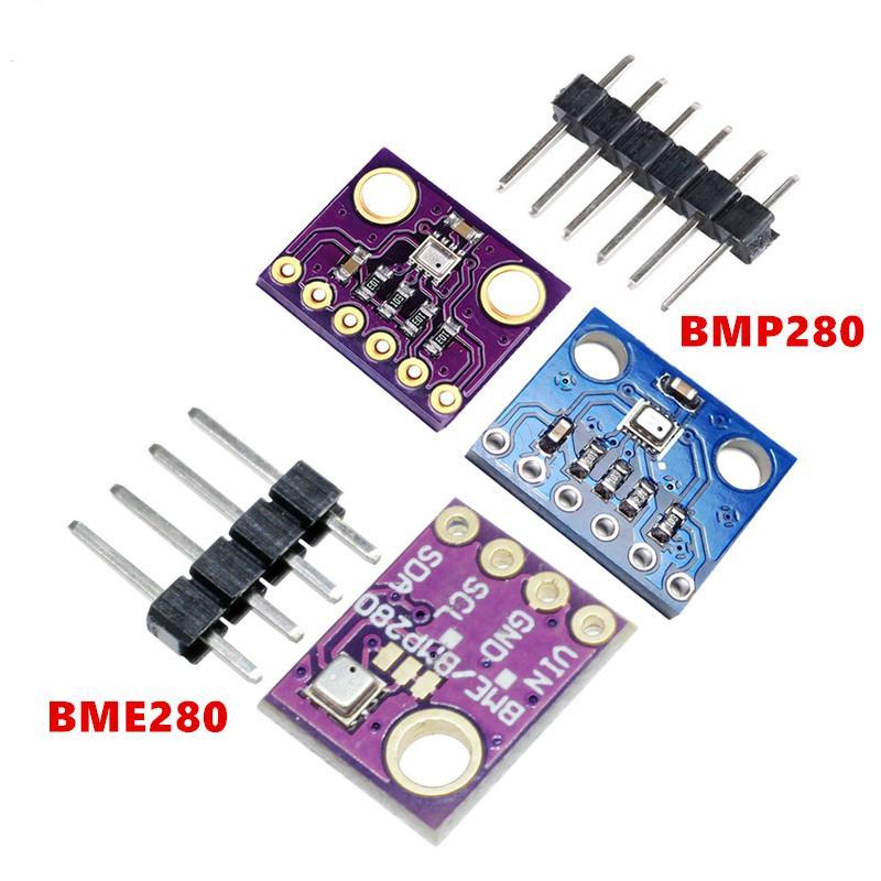 BME280 BMP280 3.3 Digital Temperature Humidity Barometric Pressure Sensor Module for Arduino BMP280 sensor Replace BMP180