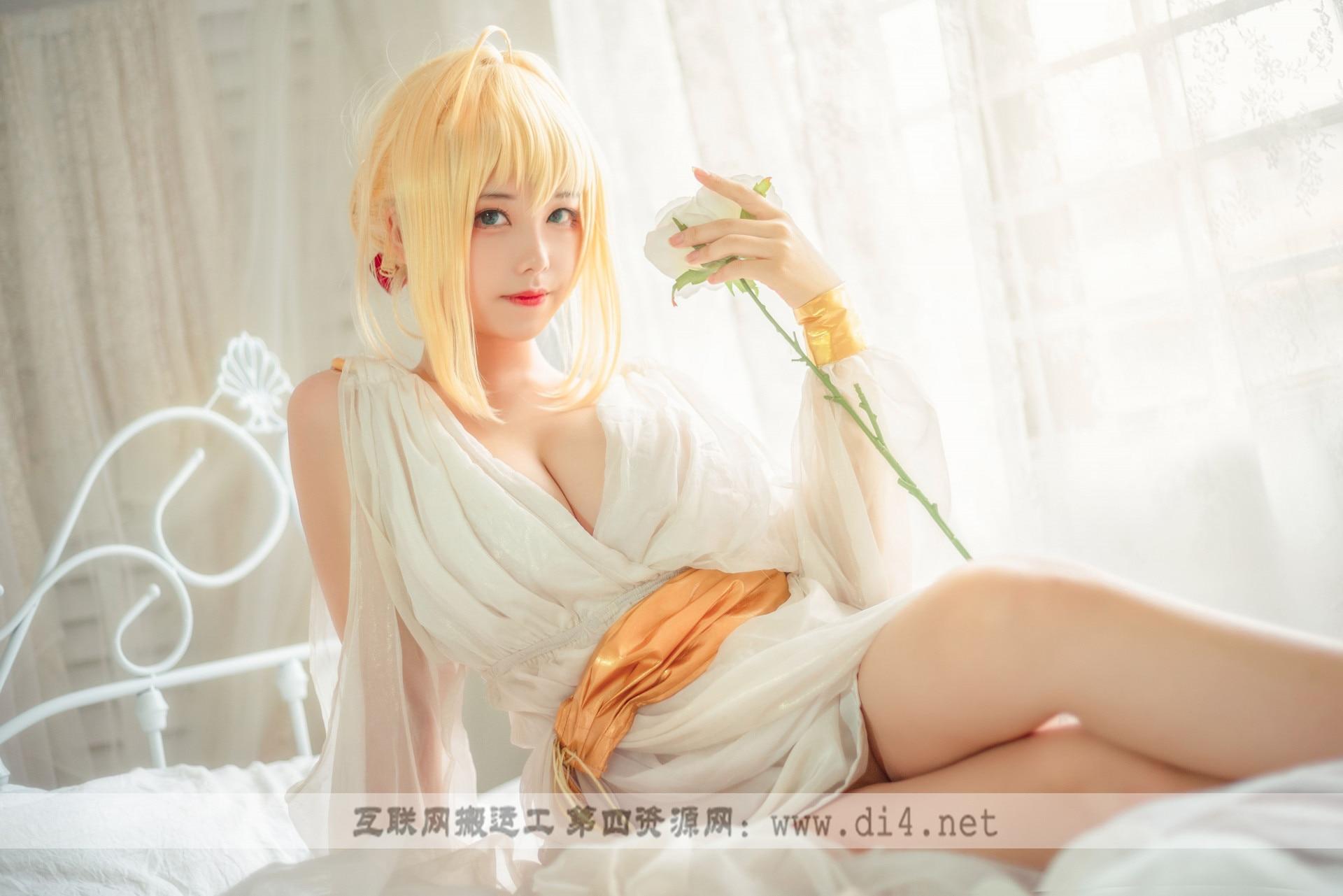 [cosplay]蜜汁猫裘 55套大合集【14.2G】