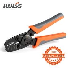 IWISS IWS 1424B חבילת מזג מלחץ כלים לcrimping דלפי Packard חבילת מזג מסופים או Metri pack מחברים