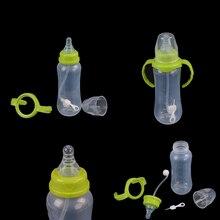 Nipple-Pacifier Drink-Bottle Infant Newborn-Baby Water-Feeding-Standard Silicone 240ML