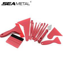 Razor Scraper Sticker-Remover Wrapping-Tool-Set Magnetic-Stick Squeegee Auto-Window-Tint-Tools