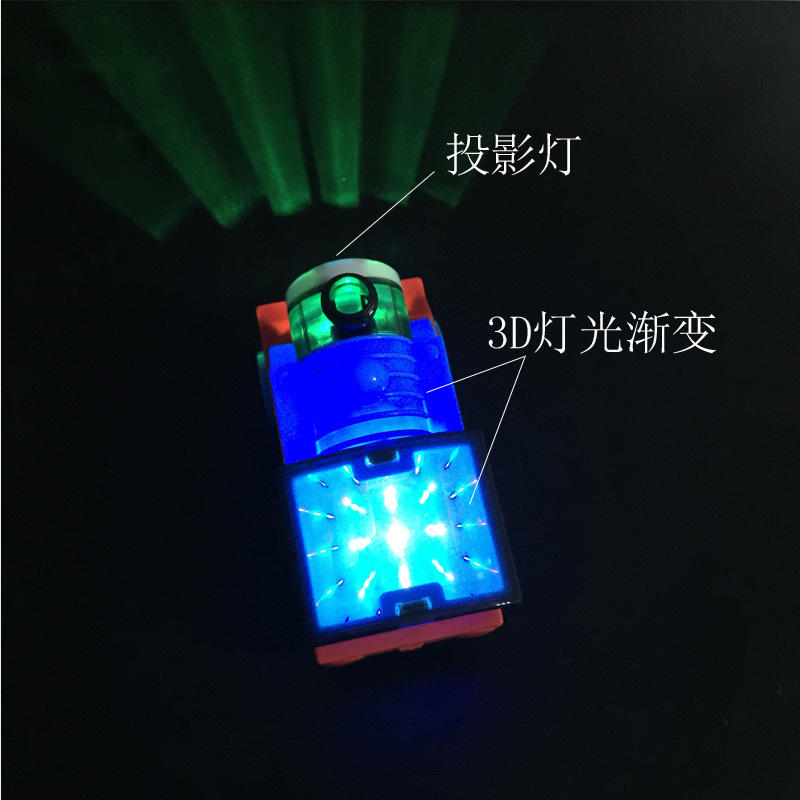 Children With Light And Music Universal Car Electric Shining Toy Car Model CHILDREN'S Toy Supply Of Goods