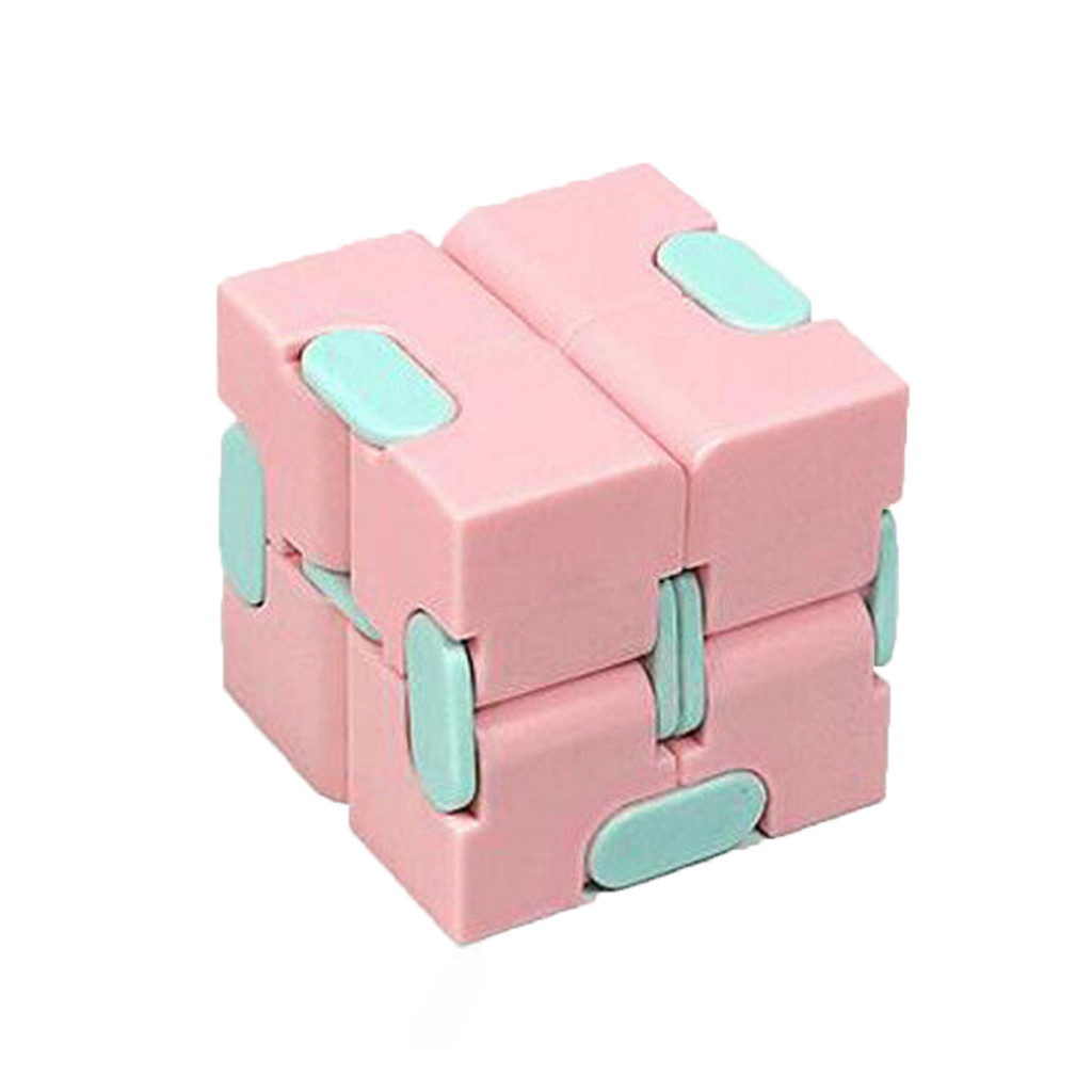 Fidget-Toys Antistress-Toys Puzzle Infinity-Cube Decompress Fingertips Magic Square Lightweight