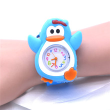 Cute Penguin Animal Watches Boys Kids Toddler Watch