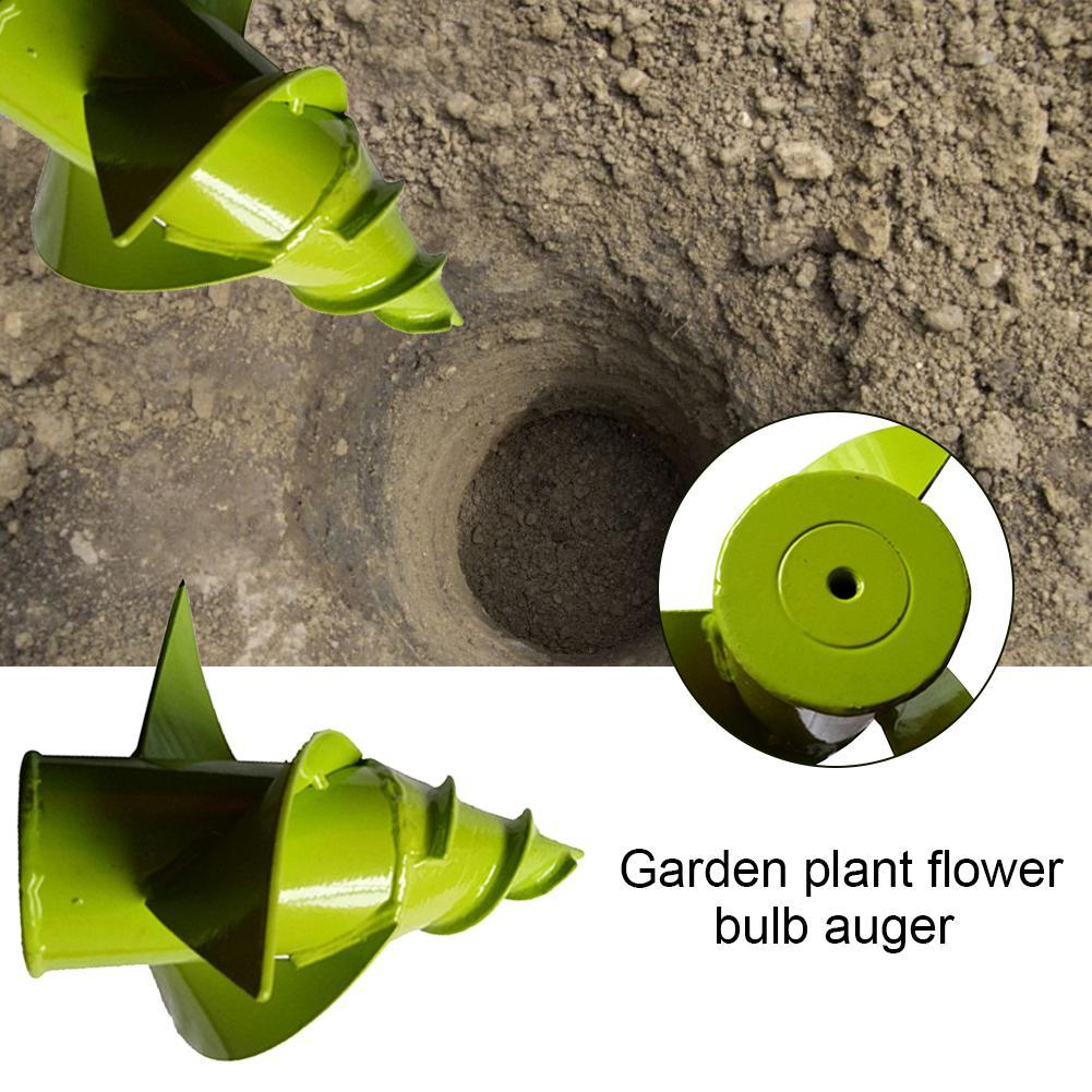 bulbo auger para o plantio de jardim em casa alta qualidade auger