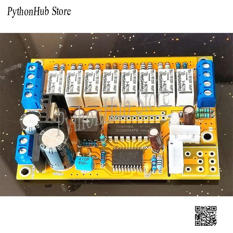Relay Volume Control Board/HIFI Volume Board/relay Volume Board