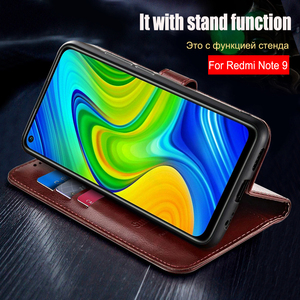 For Xiaomi Redmi Note 9 Case Phone Cover Silicone Soft TPU Back Cases for Xiaomi Redmi Note 9 Case 6.53 Redmi Note9 Coque flip