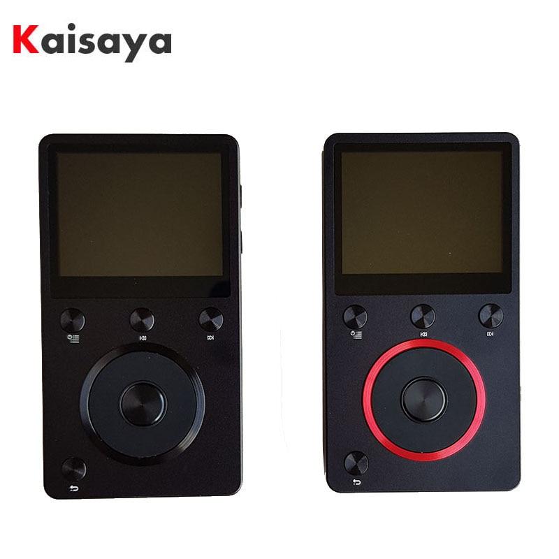 Ultime AK4497EQ lettore mp3 schermo da 2.4 pollici F. audio FA3 HiFi Musica Lossless Lettore AK4497EQ decodifica DSD 256 uscita Bilanciata