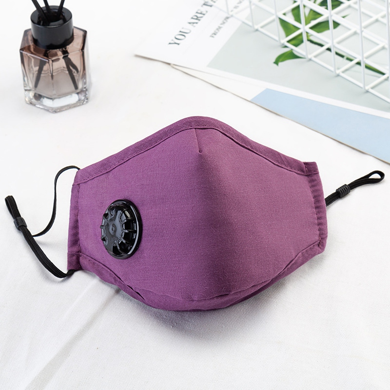 Hb14d2fa5f20a46c69b075cd0c4783fa0t 1pcs Reusable Washable Breathable Face Mask Cycling Running Facemask Anti Dust Windproof Air Purifying Face Mask +2 Filter