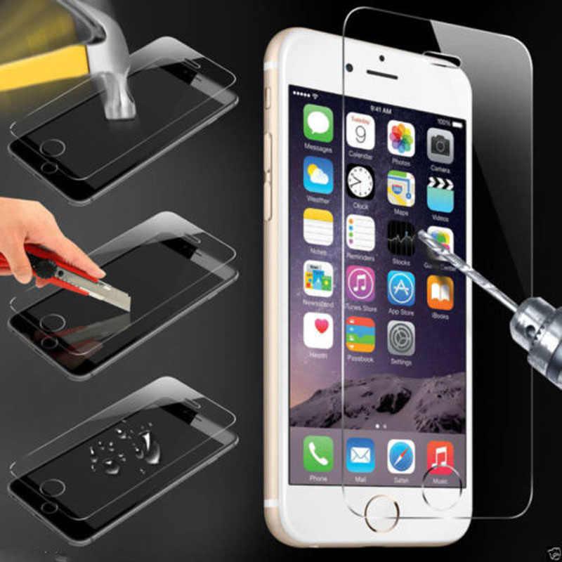 Untuk Ulefone Baju Besi 5 5S 6 6S 6E Note 7 7P Power 2 3 5 5S tempered Glass Pelindung 9H Pelindung Layar Kaca Film Penutup