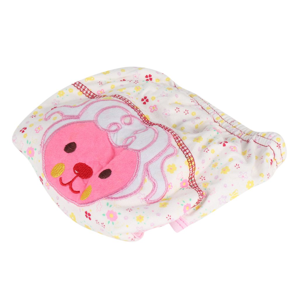 Kawaii Cartoon Baby Cloth Diaper Nappies Pants Reusable Washable Baby Diapers Pocket Waterproof Breathable Training Pants 14 Kg