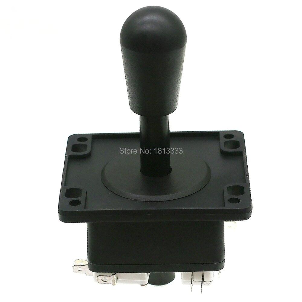 SNK Neo Geo джойстик в американском стиле Black 4/8 Way Stick прочный джойстик в стиле HAPP, испанский аркадный коктейльный шкаф «сделай сам»