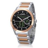 Prayer Watch for Muslim with Azan Time Qibla Compass and Dual Display Islamic Adhan Wristwatch|Quartz Watches| |  -