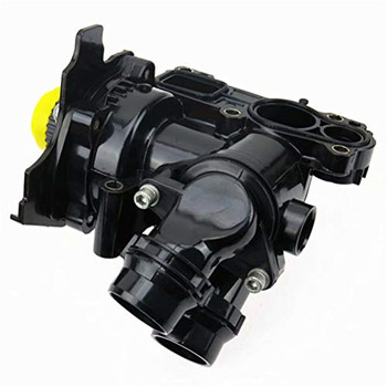 Cooling Water Pump Thermostat Assembly OEM 06H121026BF fit for Passat B6 B7 B8 Golf MK5 MK6