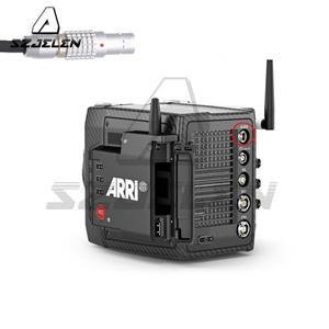 Image 4 - Alexa Mini LF linii Audio, XLR 3Pin do nowego 0B 6Pin męskie złącze Audio Port podwójna ścieżka kabel do kamery ARRI Alexa Mini LF