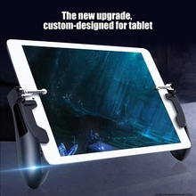 For PUBG Mobie Controller for Ipad Gamepad Tablet Trigger Fire Button Aim Key