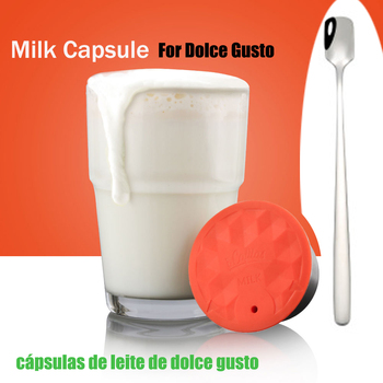 ICafilas ze stali nierdzewnej dla Nescafe Dolce Gusto spienione mleko filtry wielokrotnego użytku wielokrotnego napełniania kapsułki mleka dla Nescafe Dolci Gusto tanie i dobre opinie i Cafilas CN (pochodzenie) STAINLESS STEEL Wielokrotnego użytku Filtry 53mm*37mm*37mm 304 Stainless Steel For Dolce Gusto Milk Filters