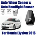 Умная автомобильная система ассистента вождения для Honda Elysion 2016-2019 автоматический датчик стеклоочистителя дождя и датчики фар