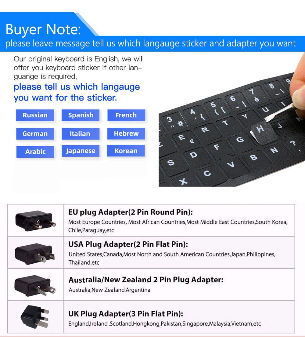 Multi-Language Keyboard  (1)