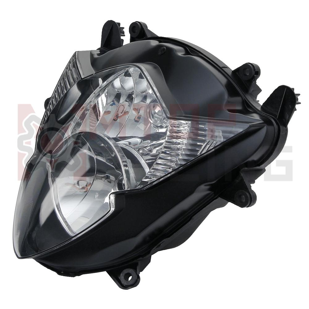 Motorcycle Headlight Assembly For Suzuki GSX650F 2008 2009 2010 2011 Head Lamp